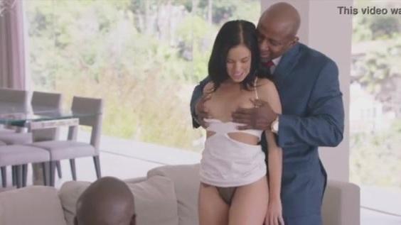 Cosplay nude anissa Topless Maid